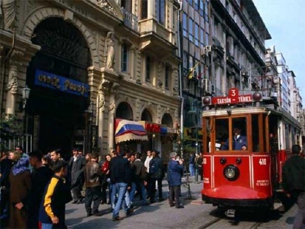 Lyon Apart Taksim
