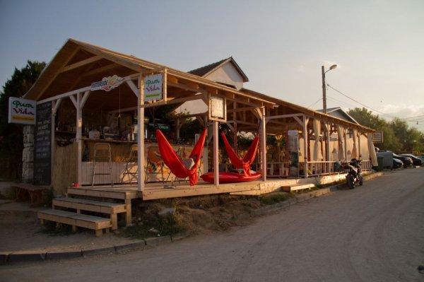 Auberge Pura Vida Beach