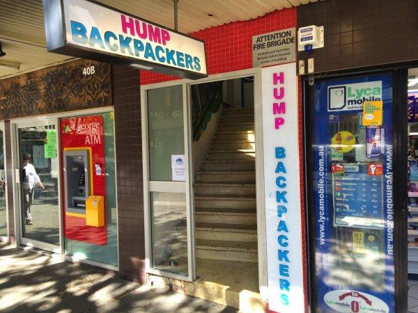 Hump Backpackers