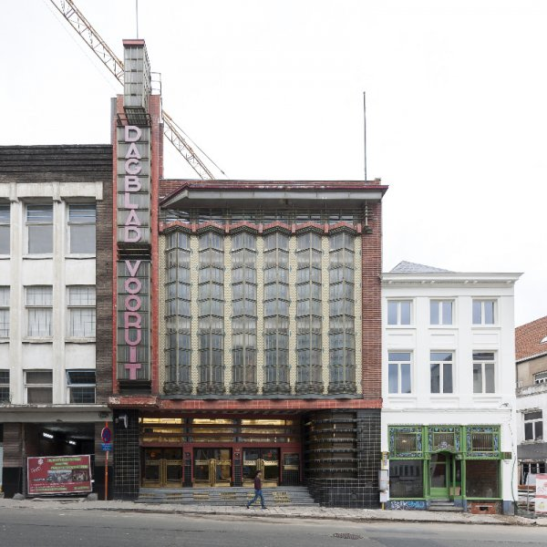 Auberge Backstay  Ghent