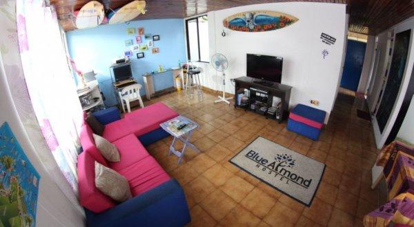 Blue Almond Hostel San Andres