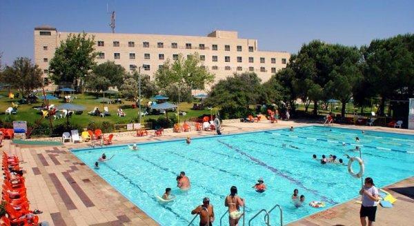 Ramat Rachel Kibbutz Hotel