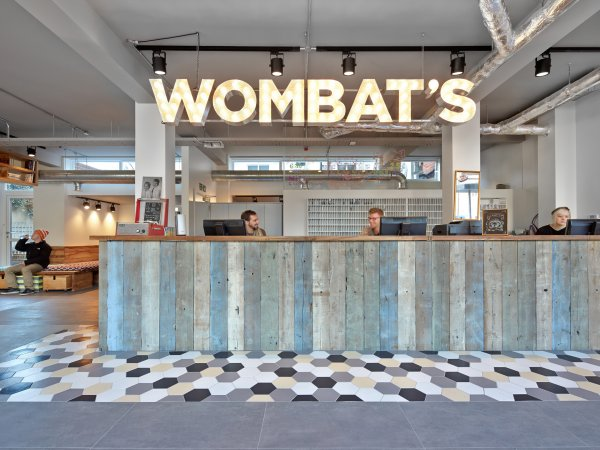 wombat's CITY Hostel – London