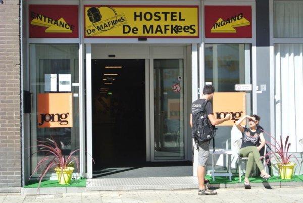 Hostal  de Mafkees