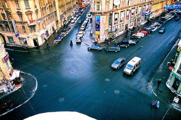 Hostal City  Petersburg