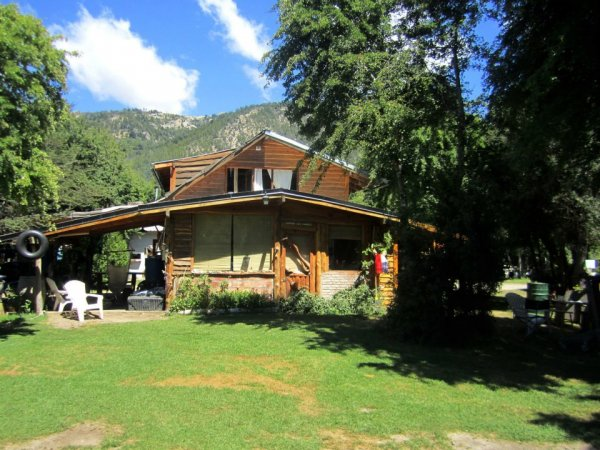 Auberge  Camping Los Coihues