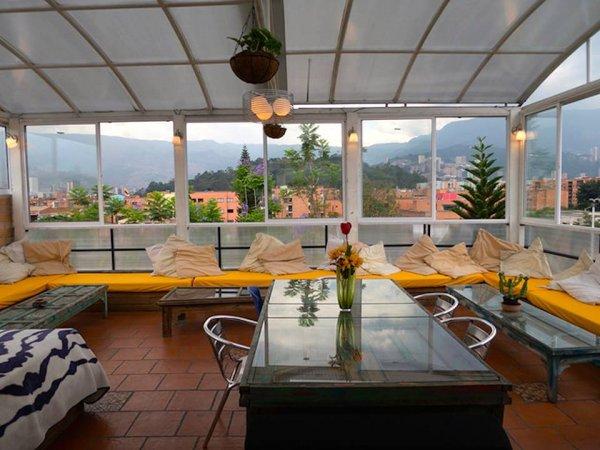 Auberge International House Medellin