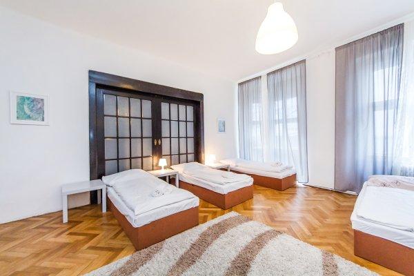 Welcome Hostel & Apartments Prague
