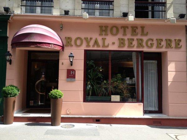 Hôtel Royal-Bergère