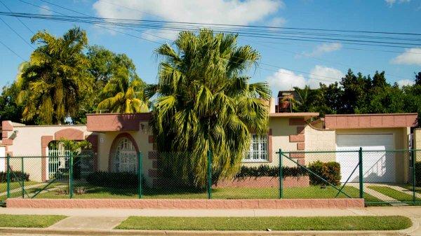 MARYA'S HOUSE