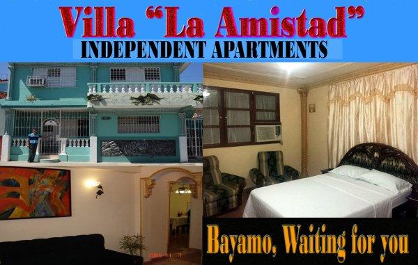 Villa La Amistad