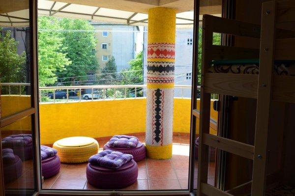 Exit Routine Hostel