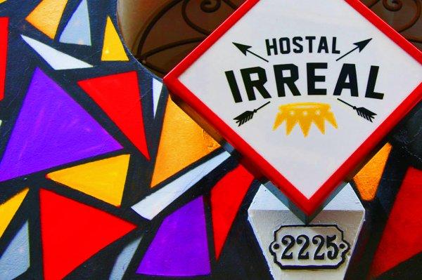 HOSTAL IRREAL
