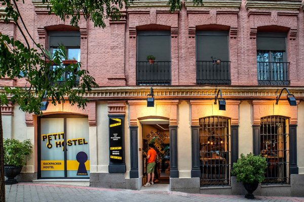 Petit Hostel Madrid