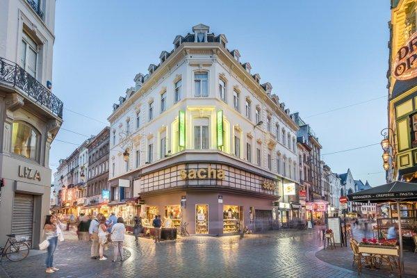 Safestay Brussels