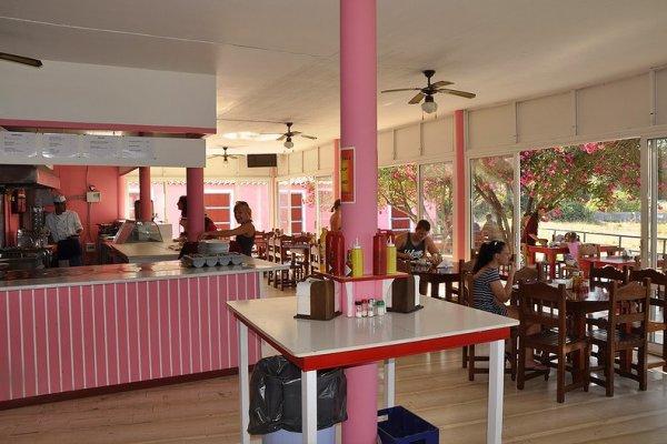 Hostal The Pink Palace