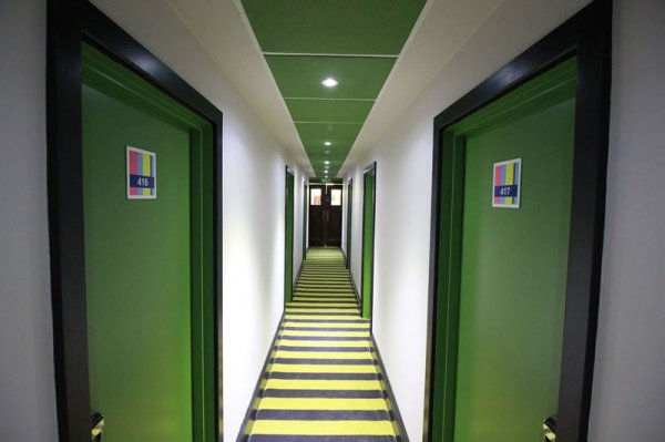 Euro Peckham Lodge