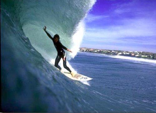 Surfer quand il y a du vent