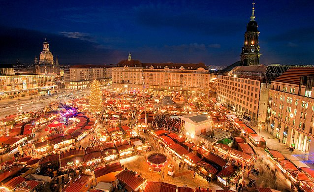 Top 10 Christmas Markets in Germany - HostelsClub.com