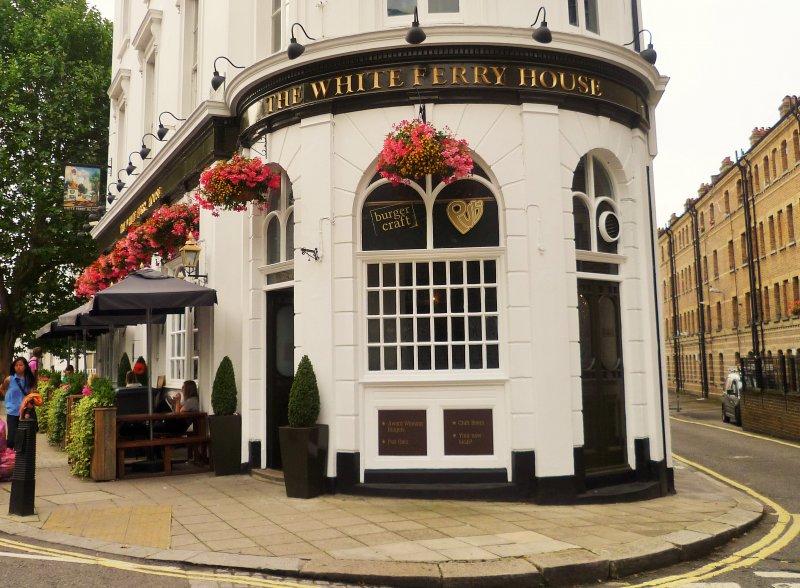 Incroyable Meilleure Auberge De Jeunesse Londres #5: FRESH @ THE WHITE FERRY, VICTORIA