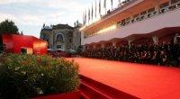 Roter Teppich Filmfestspiele Venedig