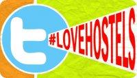 Segui #LOVEHOSTELS su Twitter