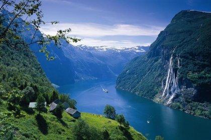Fjorde in Norwegen (big)
