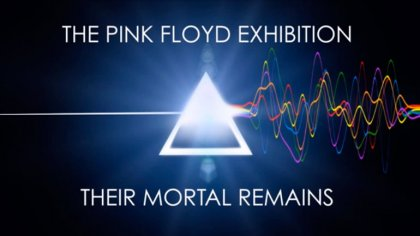 i pink floyd in mostra a milano