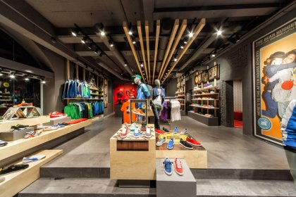 The Puma Store in Amsterdam (big)
