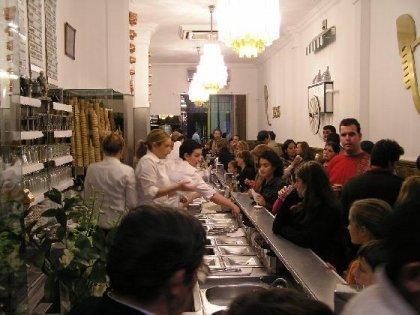 Granada, Heladería Los Italianos (big)