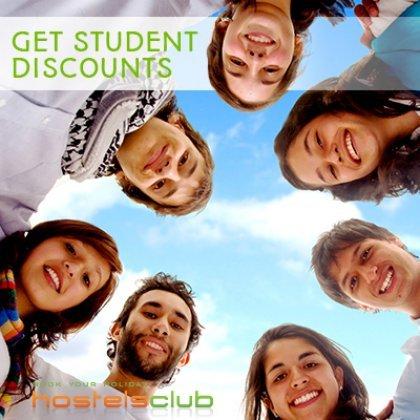 Exklusive Rabatte nur für Erasmus-Studenten! (big)