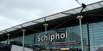 Schipol Amsterdam Airport (big)