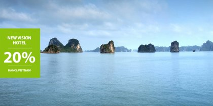 20% di sconto ad Hanoi in Vietnam