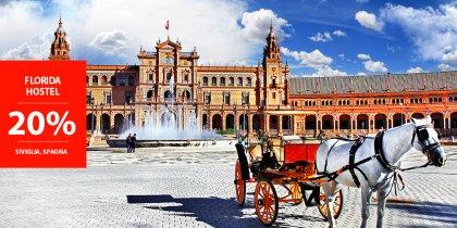 20% di sconto a Siviglia in Spagna