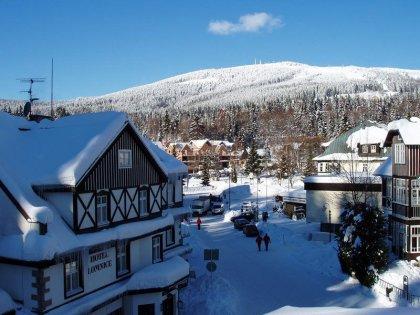 Skifahren in der Tschechischen Republik (big)