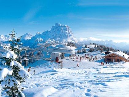 Skifahren in Italien (big)