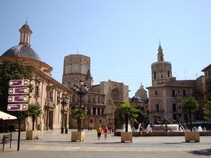 Das Zentrum von Valencia (big)