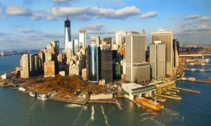Manhattan in New York (big)