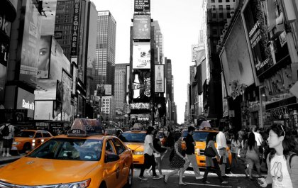 Taxi in New York (big)