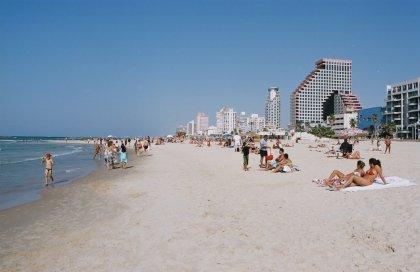 Strandleben Tel Aviv (big)