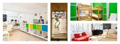 Madrid Motion Hostel, (big)