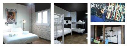 Room 007 Ventura Hostel, (big)