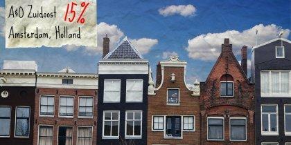 A&O Amsterdam Zuidoost, Amsterdam Alankomaat