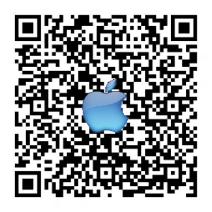 Scannerizza questo qr code per scaricare la app su App Store