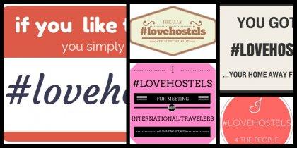 Ci sono tante ragioni per amare gli ostelli! #lovehostels