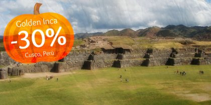 30% discount in Cusco