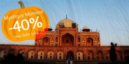 40% discount in New Delhi