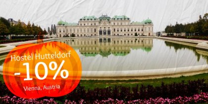10% discount in Vienna