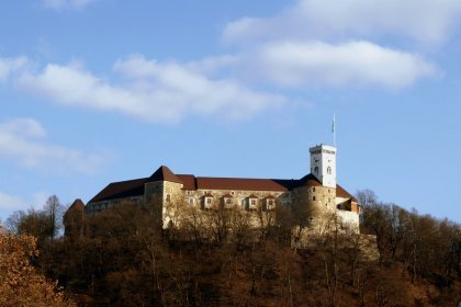 Ljubjana Castle