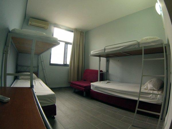 Tiberias Hostel